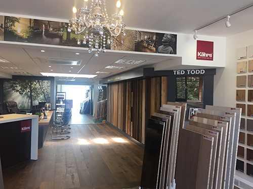 One Wood Floors Showroom