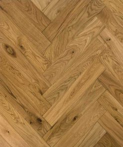 Alton Oaks - Dunbridge - Satin - Herringbone