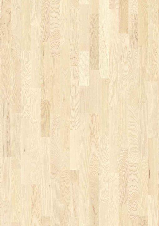 Boen - Ash Andante White - 3 Strip