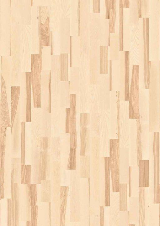 Boen - Ash Marcato White - 3 Strip