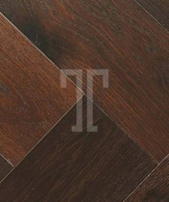 Ted Todd - Create Collection - Liquorice Herringbone