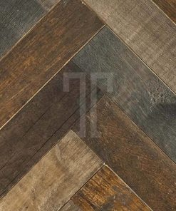 Ted Todd - Bold Surfaces Collection - Temno Herringbone Cladding
