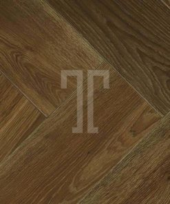 Ted Todd - Superwide Collection - Pewter Herringbone