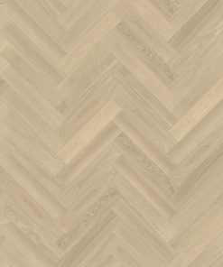 Kahrs - Herringbone Collection - AB Dim White